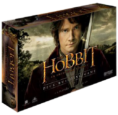 The Hobbit: An Unexpected Journey Deck-Building Game