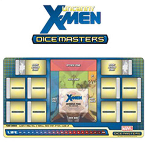 Marvel Dice Masters: The Uncanny X-Men: Play Mat