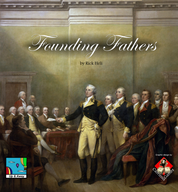 Founding Fathers (The Game Crafter Edition)