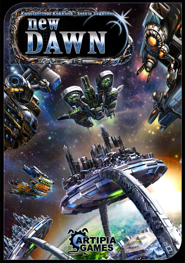 New Dawn (Import Edition)