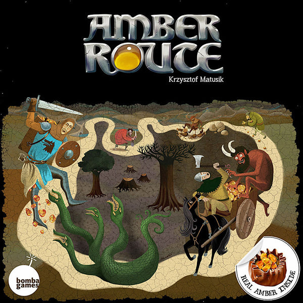 Amber Route