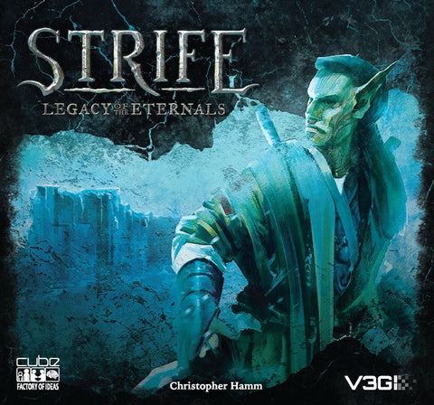 Strife: Legacy of the Eternals (Polish Version)
