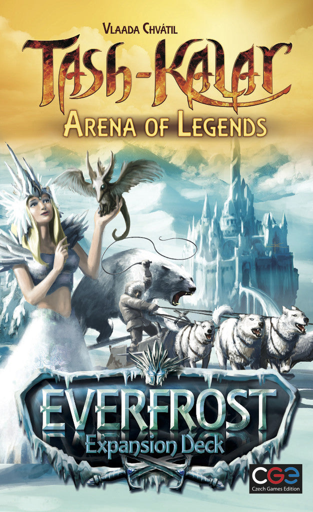 Tash-Kalar: Arena of Legends - Everfrost