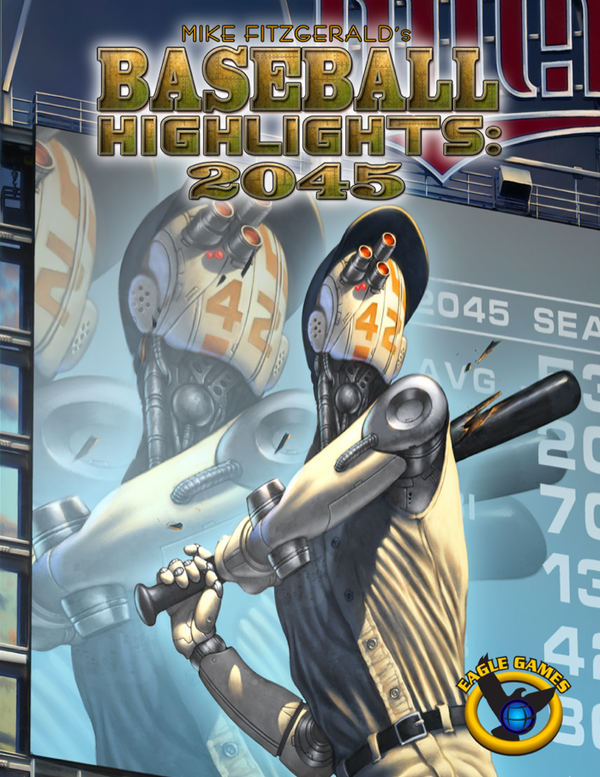 Baseball Highlights: 2045 (Regular 2017 Edition)