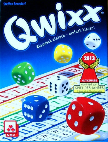 Qwixx (German Import)