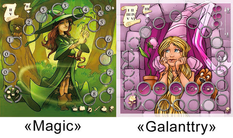 Medieval Academy: Expansion «Galanttry» and «Magic»