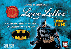 Love Letter: Batman (Boxed Edition)