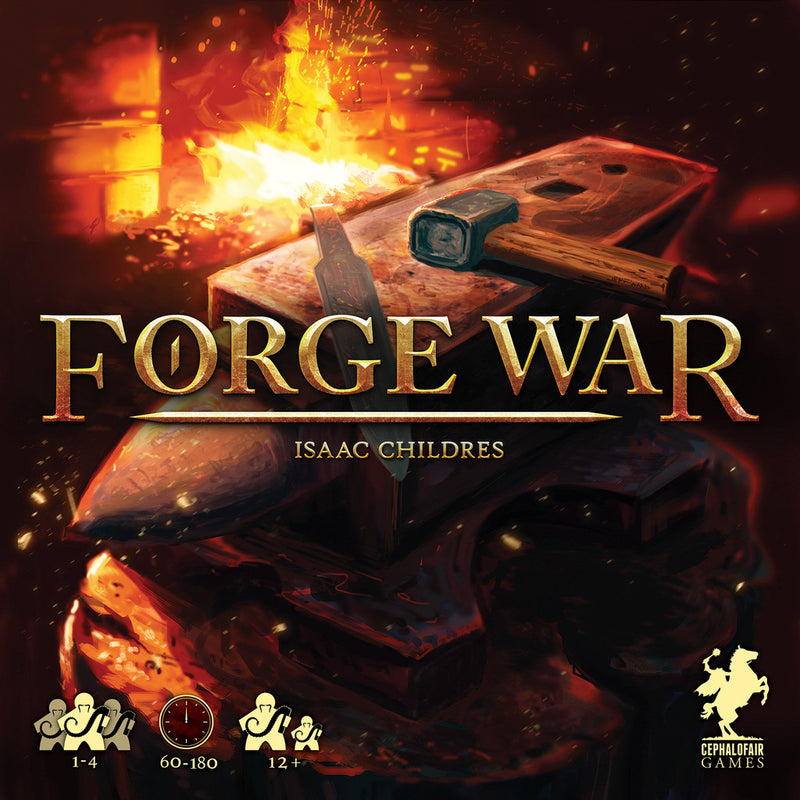 Forge War (Second Edition)