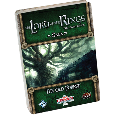 The Lord of the Rings: The Card Game - The Old Forest