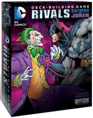 DC Comics Deck-Building Game: Rivals – Batman vs The Joker