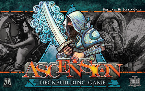 Ascension: Deckbuilding Game (Third Edition)