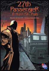27th Passenger: A Hunt On Rails