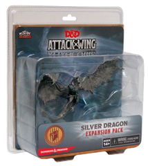 Dungeons & Dragons: Attack Wing – Silver Dragon Expansion Pack