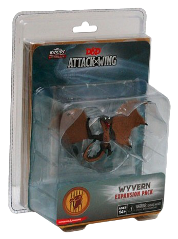 Dungeons & Dragons: Attack Wing – Wyvern Expansion Pack
