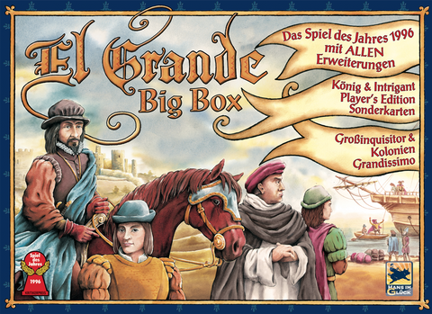 El Grande Big Box (Import)