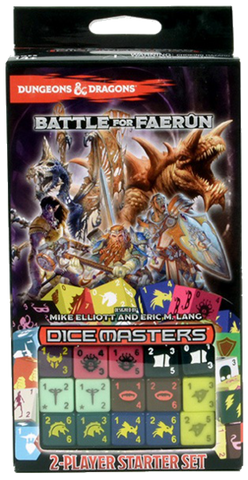 Dungeons & Dragons Dice Masters Bundle