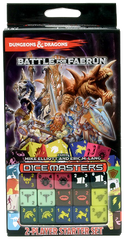 Dungeons & Dragons Dice Masters: Battle for Faerûn Starter Set