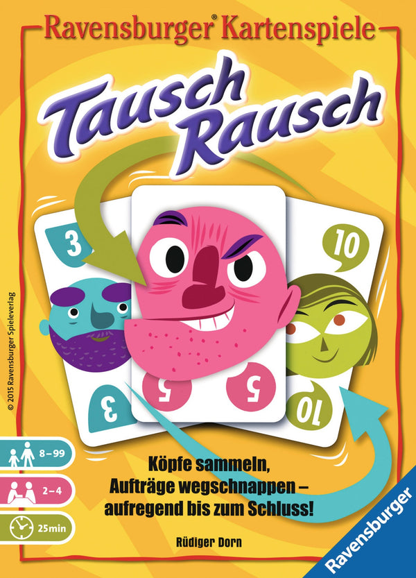 Tausch Rausch (German Import)
