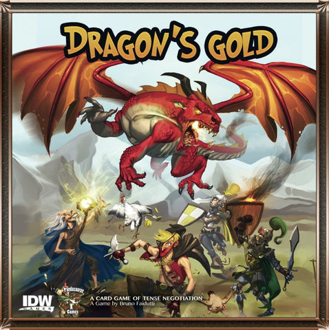 Dragon's Gold (New Edition)
