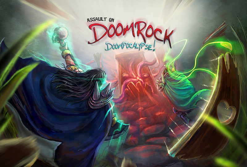 Assault on Doomrock: Doompocalypse (Includes Promo)