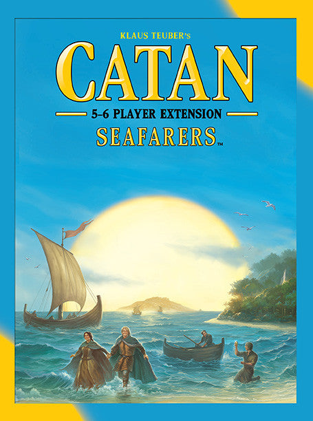 Catan: Seafarers - 5-6 Player Extension (Fifth Edition)