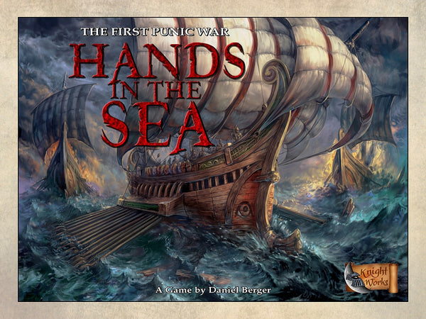Hands in the Sea (Second Edition) (Kickstarter Edition)