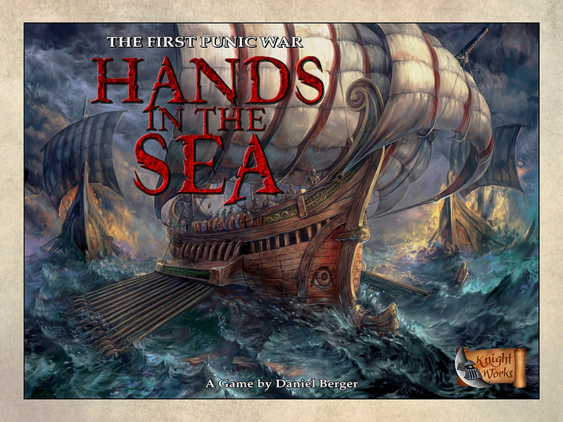 Hands in the Sea (Second Edition) (Retail Edition)