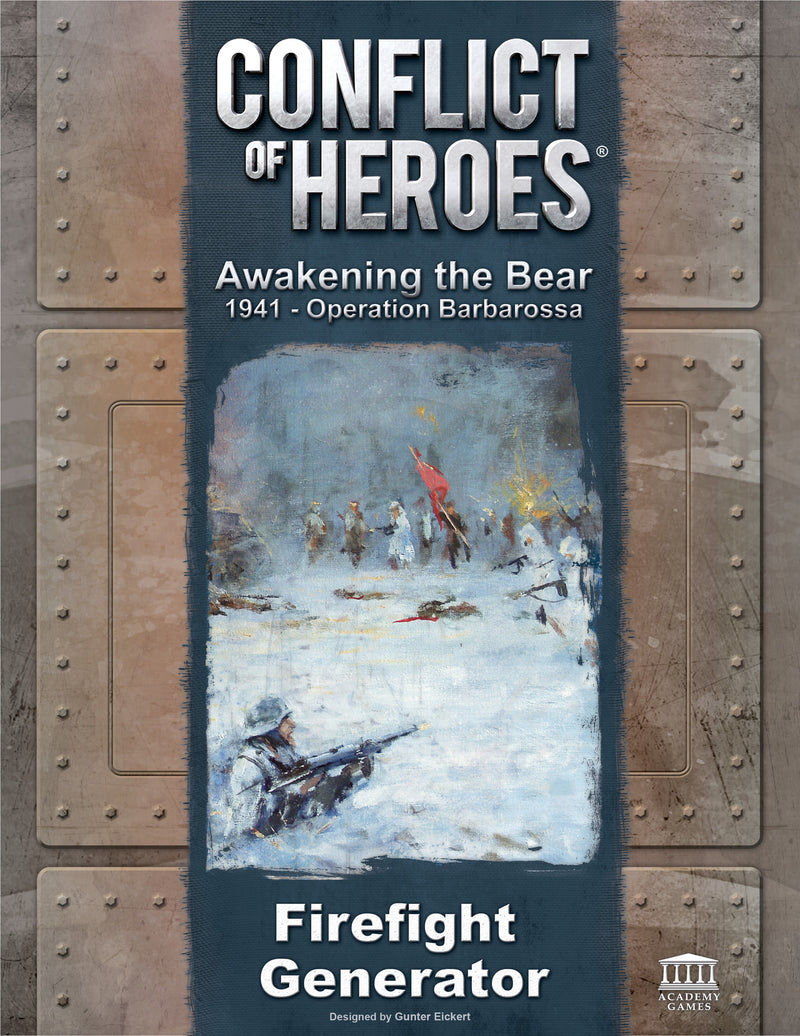 Conflict of Heroes: Awakening the Bear - Firefight Generator