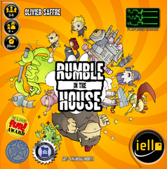 Rumble in the House (New Edition)