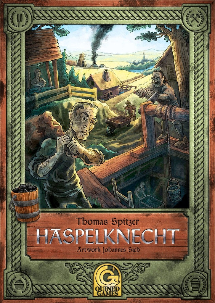 Haspelknecht (Quined Games Edition)