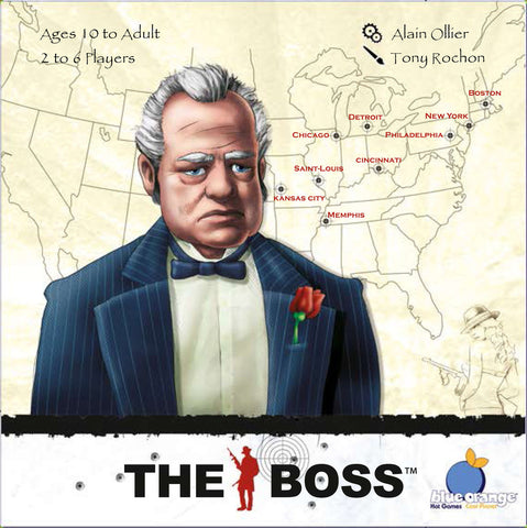 The Boss (Blue Orange Games Edition)