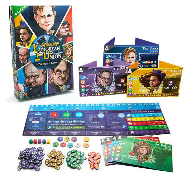 European Union: The Board Game