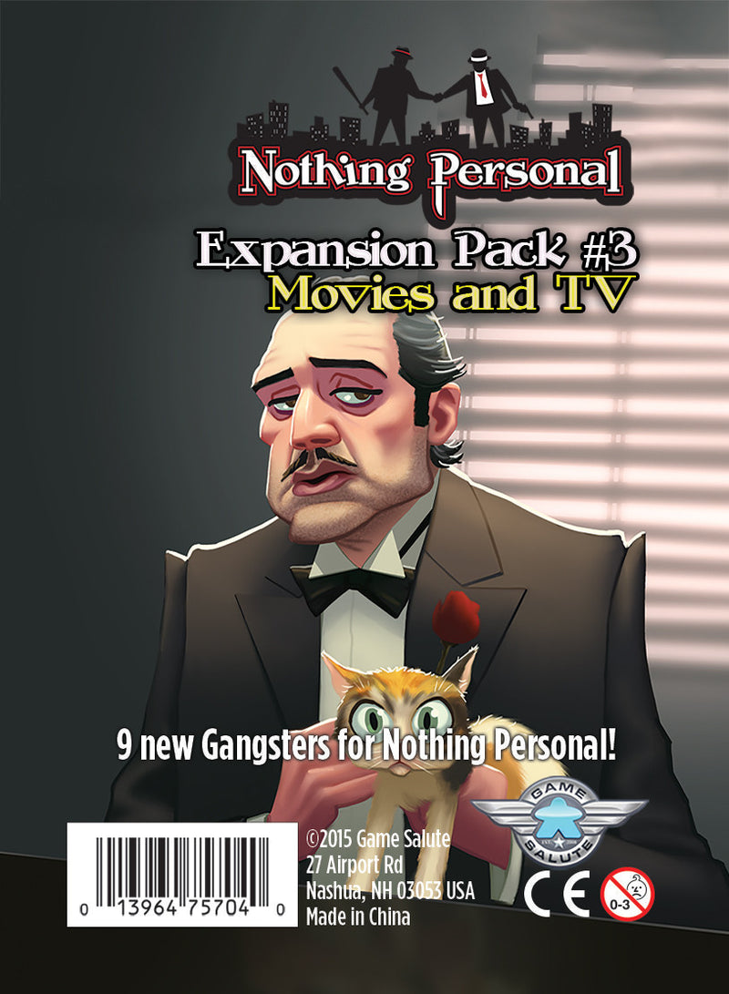 Nothing Personal Expansion Pack