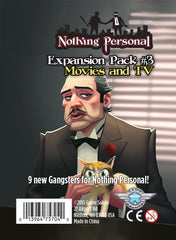 Nothing Personal Expansion Pack #3: Movies and TV