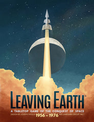 Leaving Earth *PRE-ORDER*
