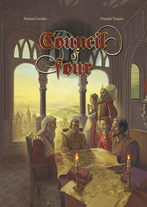 Council of Four (English Edition)
