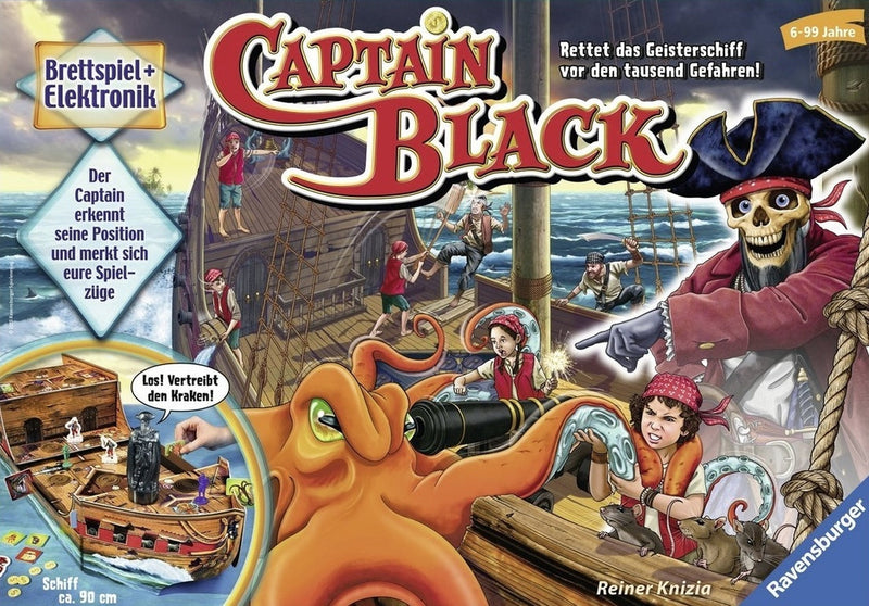 Captain Black (Import)