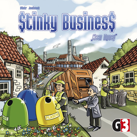 Stinky Business