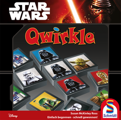Qwirkle: Star Wars (German Import)