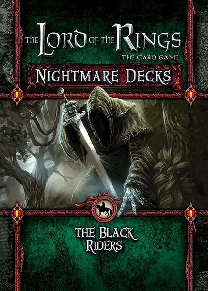 The Lord of the Rings: The Card Game - Nightmare Deck: The Black Riders