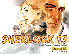 Sherlock 13 (French Edition)