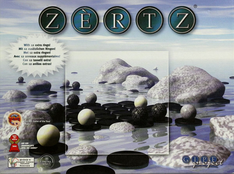 Zertz (First Edition)