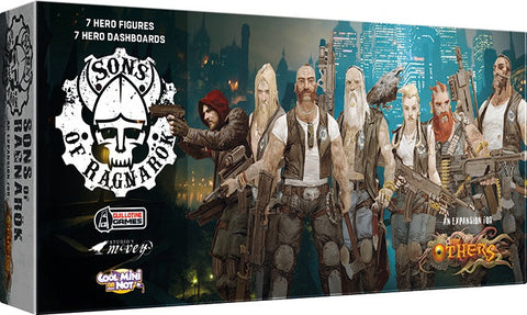 The Others: 7 Sins – Sons of Ragnarok Expansion *PRE-ORDER*