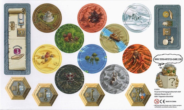 Terra Mystica: Mini Expansion 1 (English Edition)