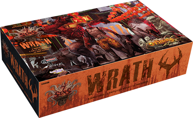 The Others: 7 Sins - Wrath Expansion