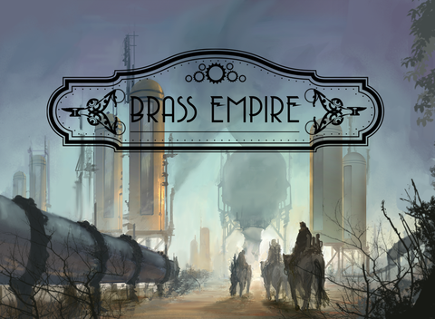 Brass Empire (With Playmat)