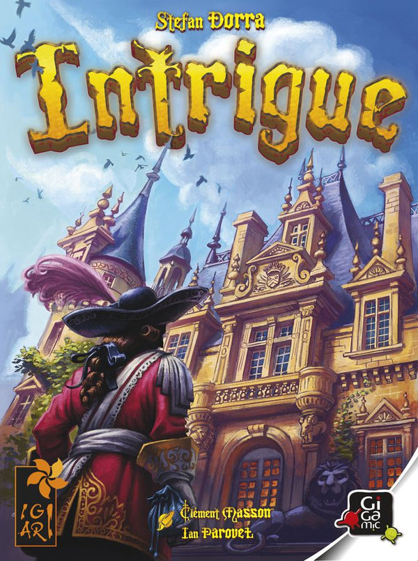 Intrigue (French Edition)