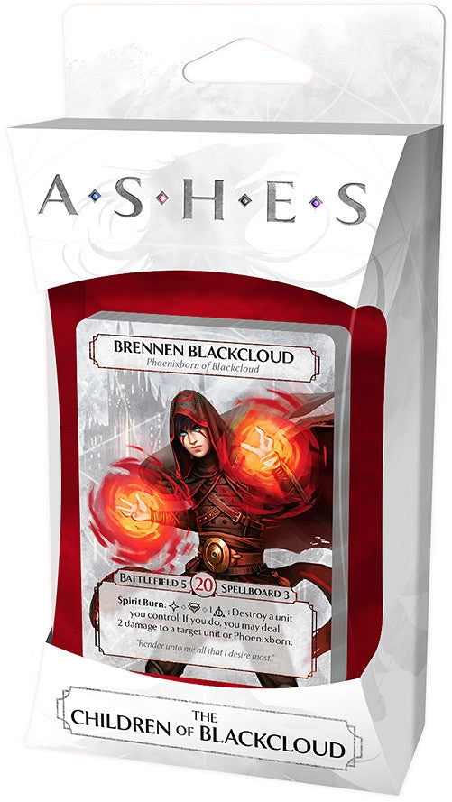 Ashes: Rise of the Phoenixborn - The Children of Blackcloud