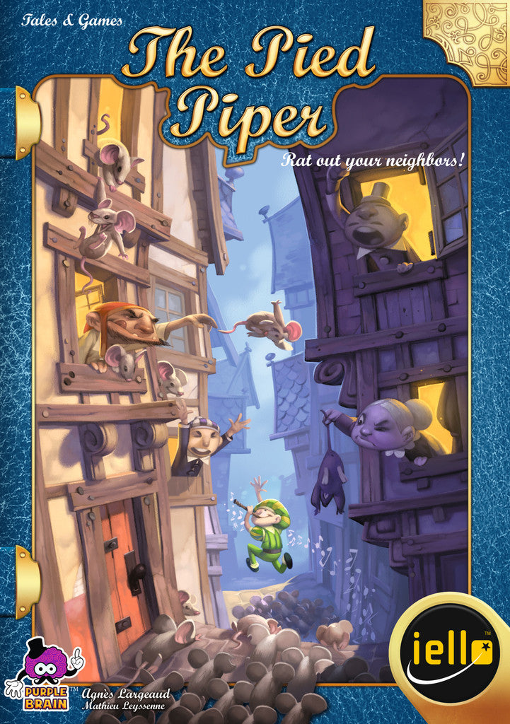 Tales & Games: The Pied Piper