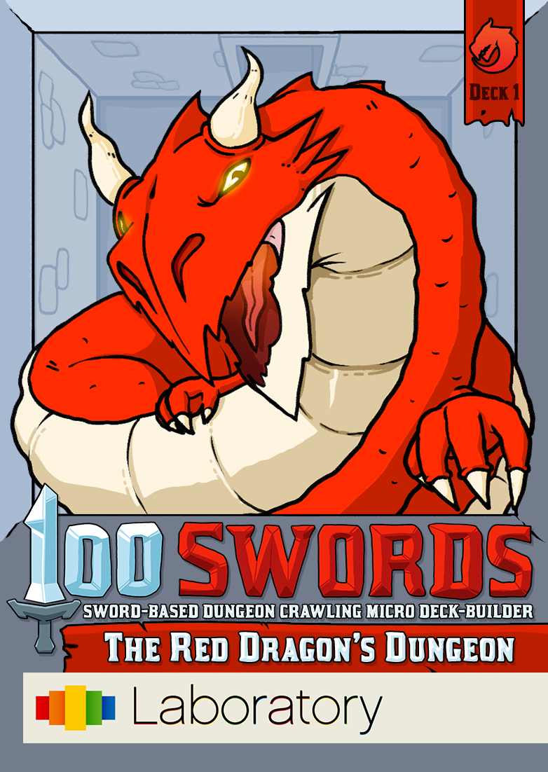 100 Swords: The Red Dragon's Dungeon